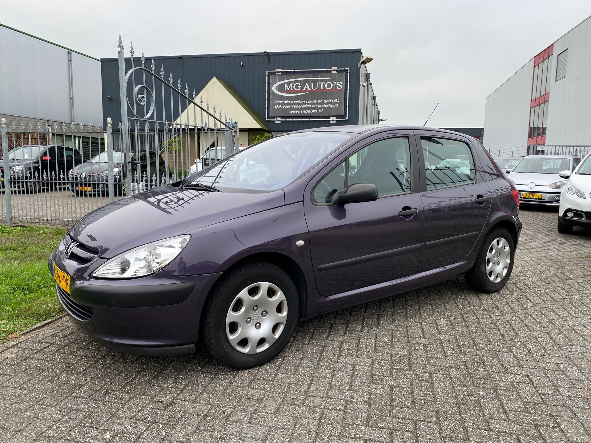 Peugeot 307 occasion - MG Auto's