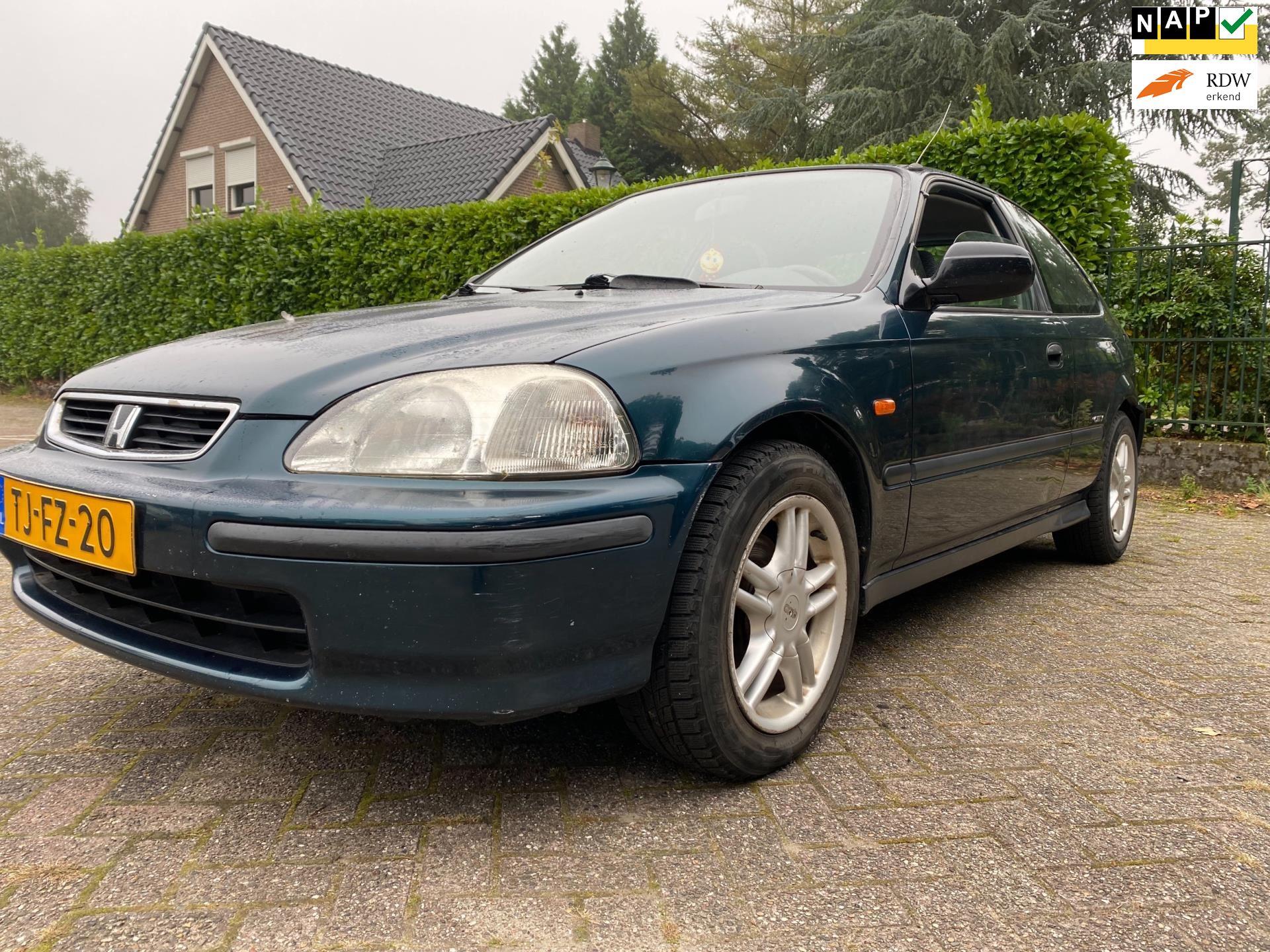 Honda Civic occasion - Autoforce