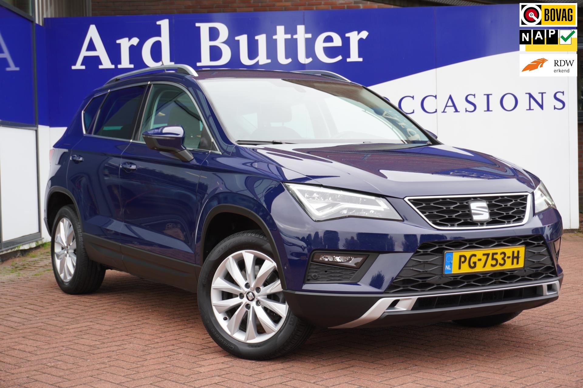 Seat Ateca occasion - Autobedrijf Ard Butter B.V.
