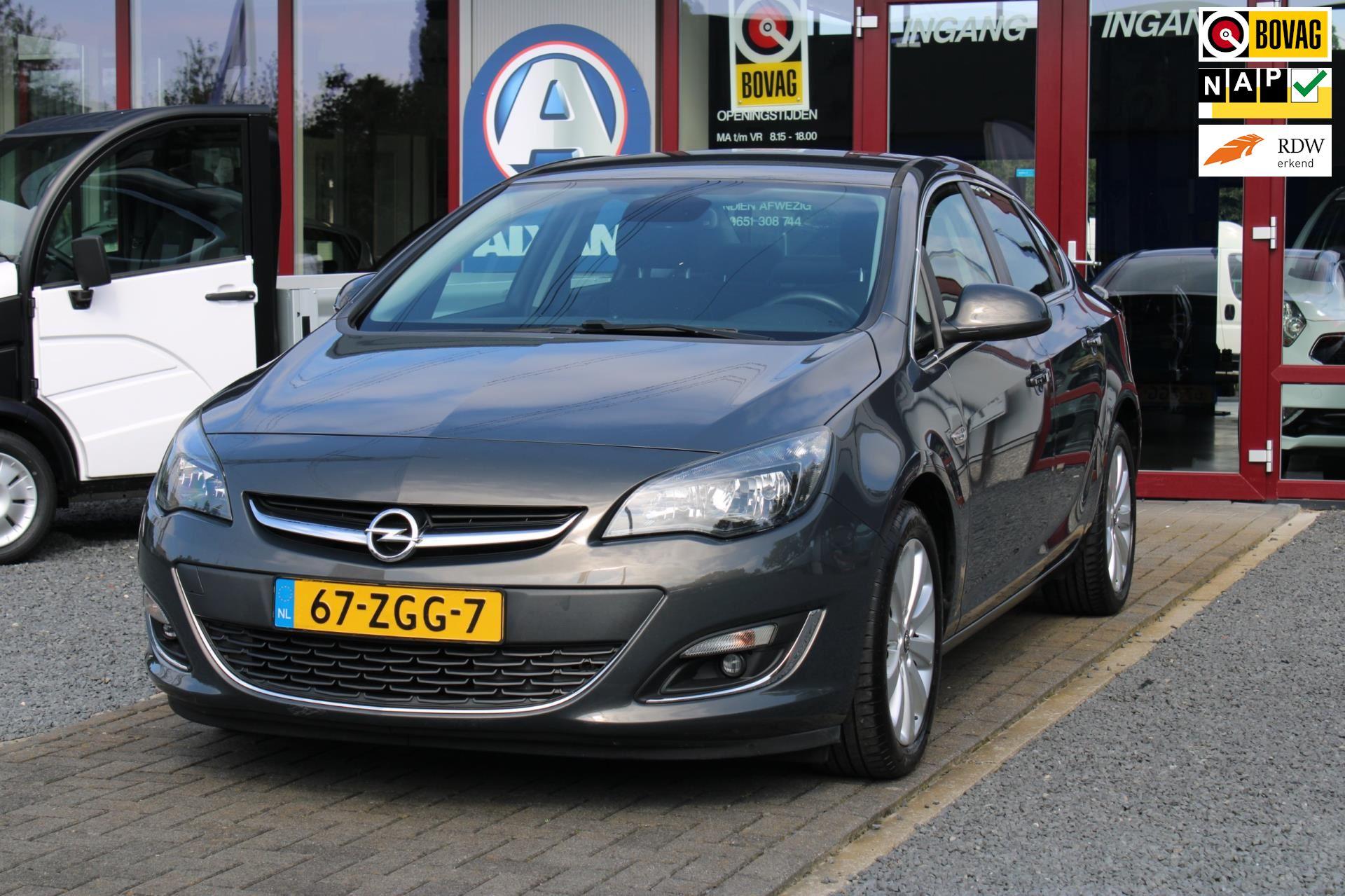 Opel Astra occasion - Autobedrijf Ton Wilbrink