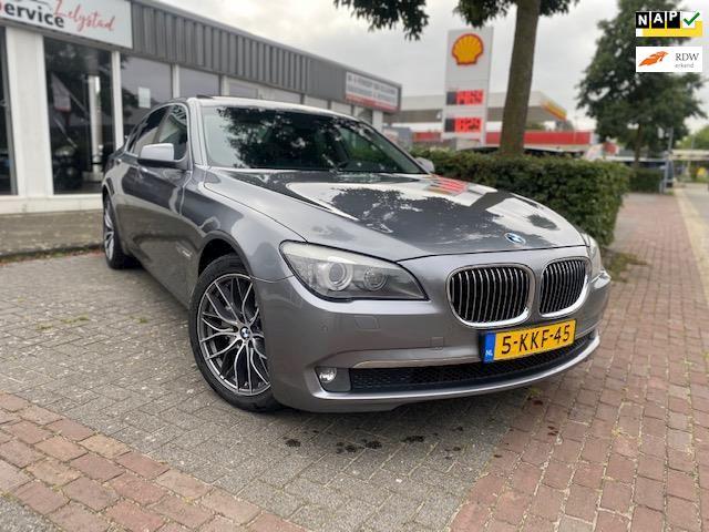 BMW 7-serie 730d HIGH EXECUTIVE   LEDER   SOFT CLOSE   LANE ASSIST