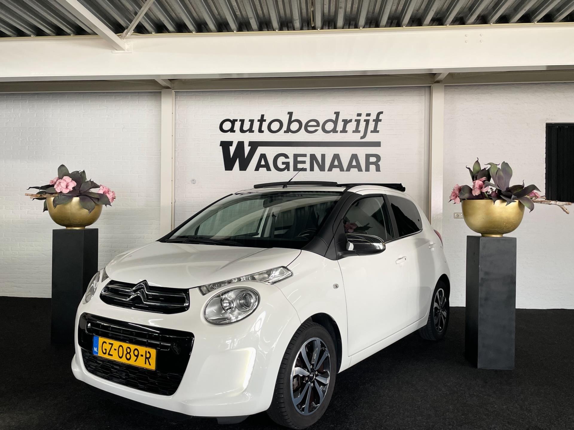 Citroen C1 occasion - Autobedrijf Wagenaar