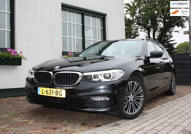 BMW 5-serie Touring occasion - Mikesautos