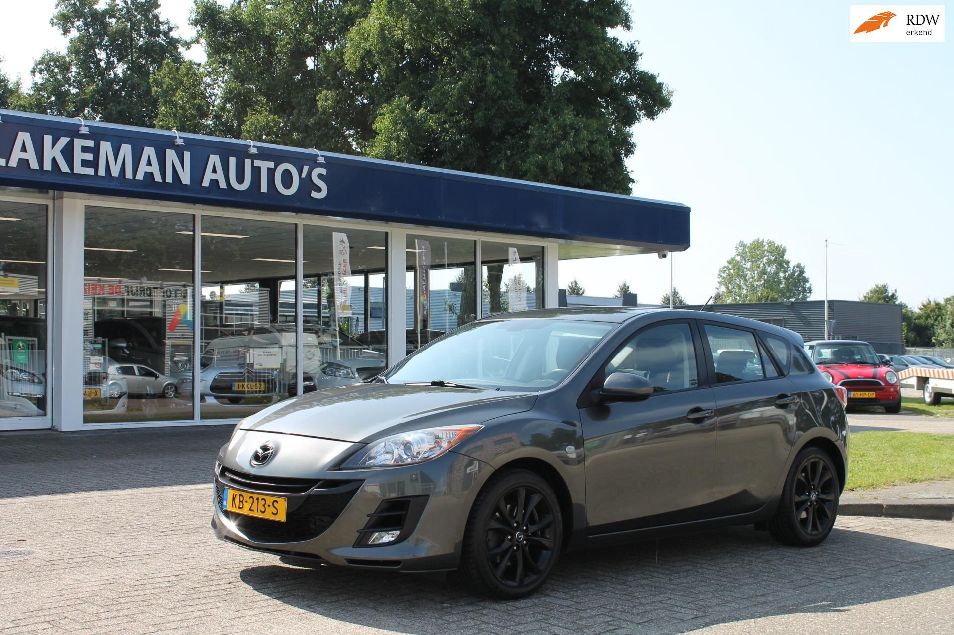 Mazda 3 occasion - Lakeman auto's Almere B.V.
