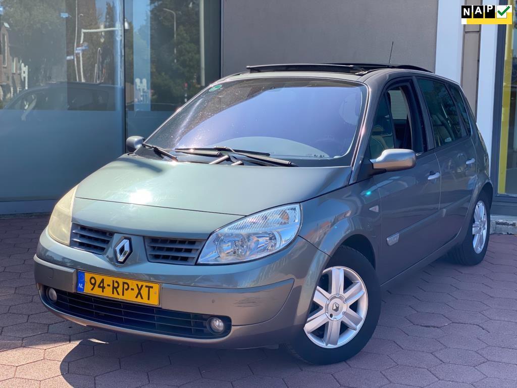 Renault Scénic occasion - Autobedrijf Esmati