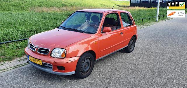 Nissan Micra 1.4 Luxury