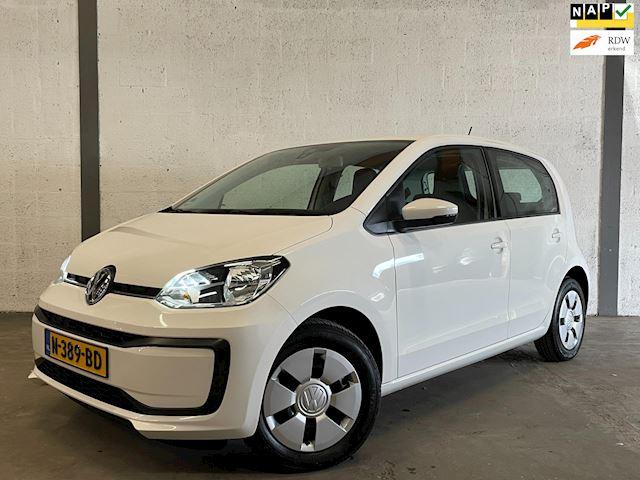 Volkswagen Up! 1.0 high up! Airco, Cruise, PDC, Bluetooth, Dealer Onderhouden !!