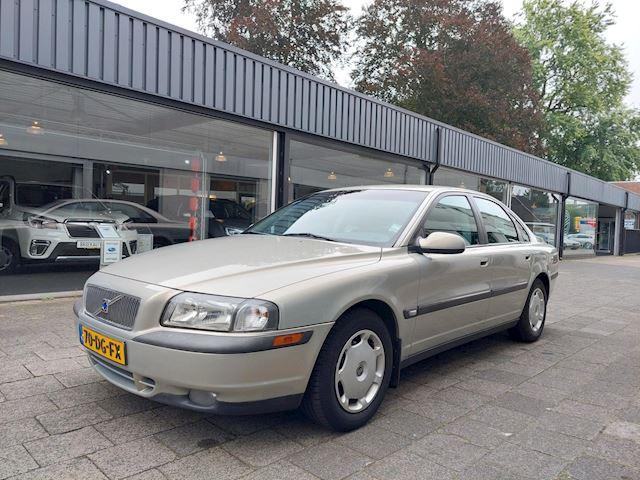 Volvo S80 2.4 Comfort Nieuwe apk/Nette auto/Airco/Trekhaak/Cruise/Telefoon/ Electrische ramen