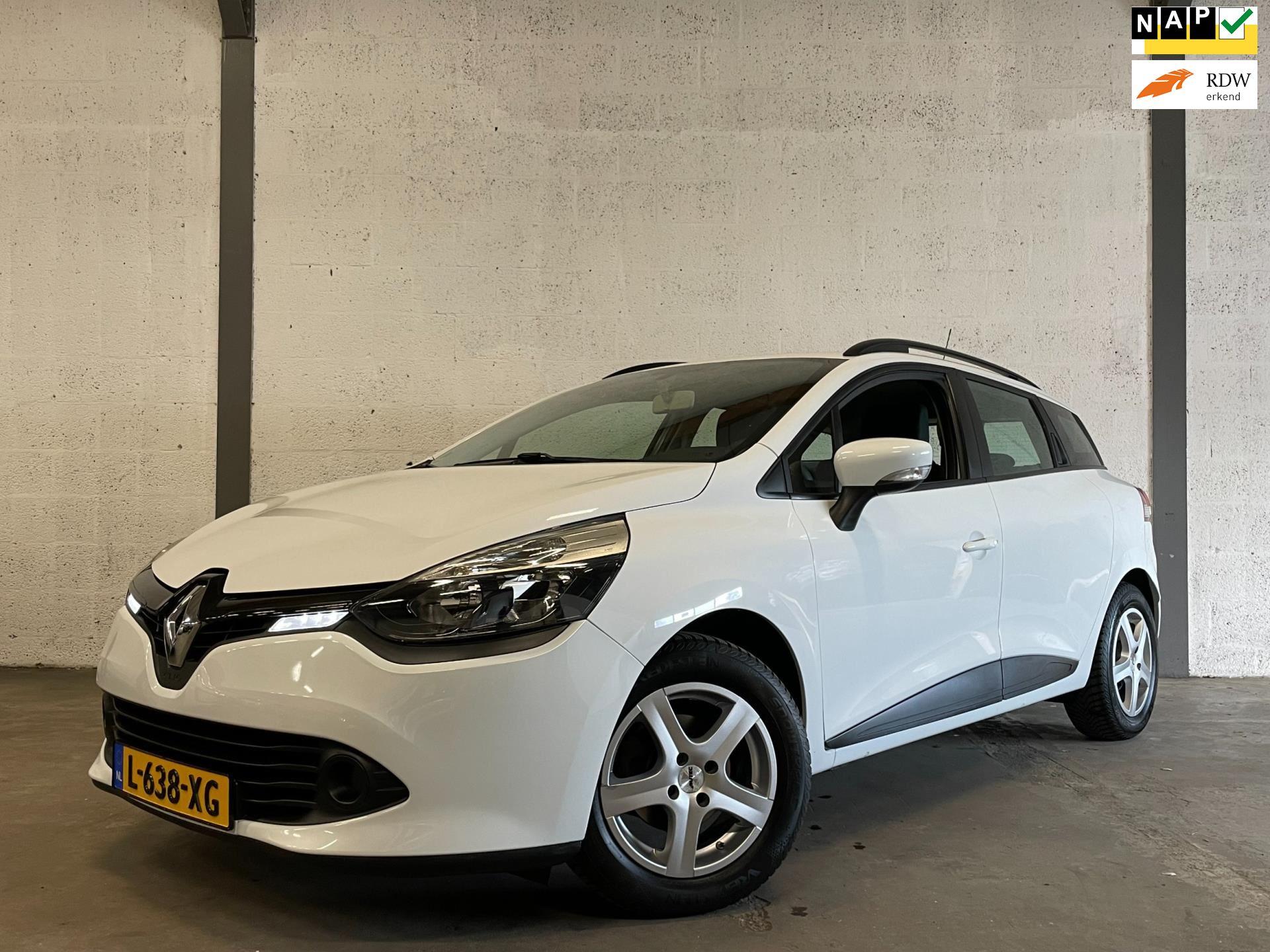 Renault Clio Estate occasion - Auto Centrum Heerhugowaard