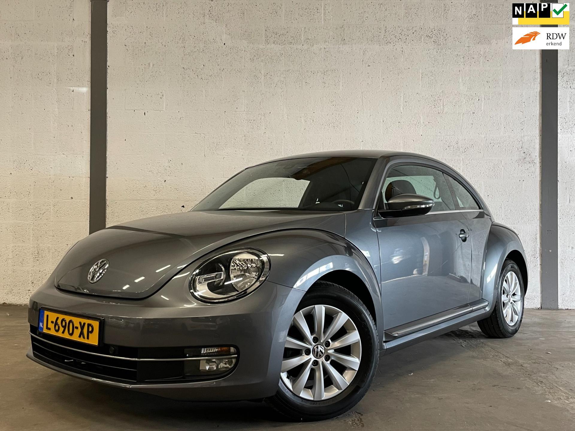 Volkswagen Beetle occasion - Auto Centrum Heerhugowaard