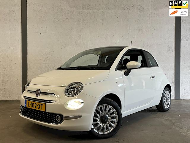 Fiat 500 occasion - Auto Centrum Heerhugowaard