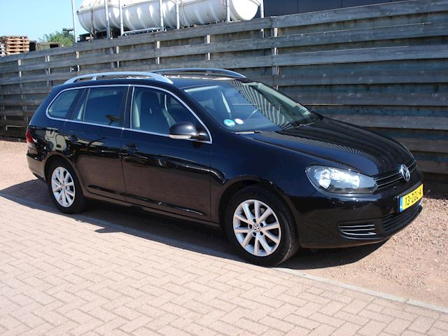Volkswagen Golf Variant 1.2 TSI Comfort Executive Line BlueMotion