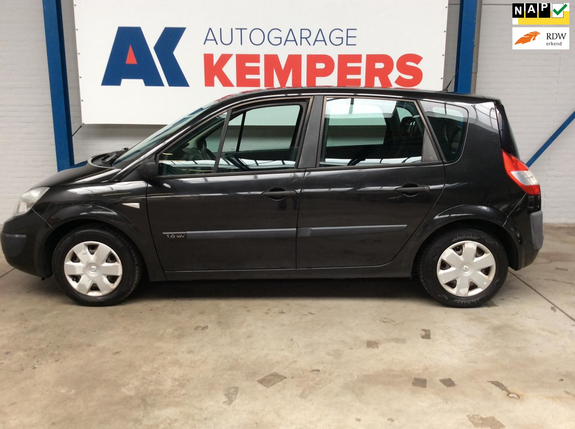 Renault Scénic occasion - Autogarage Kempers