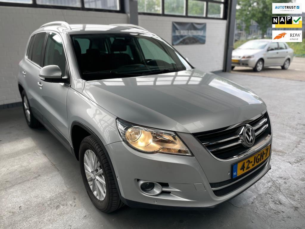 Volkswagen Tiguan occasion - Delmond Autobedrijf