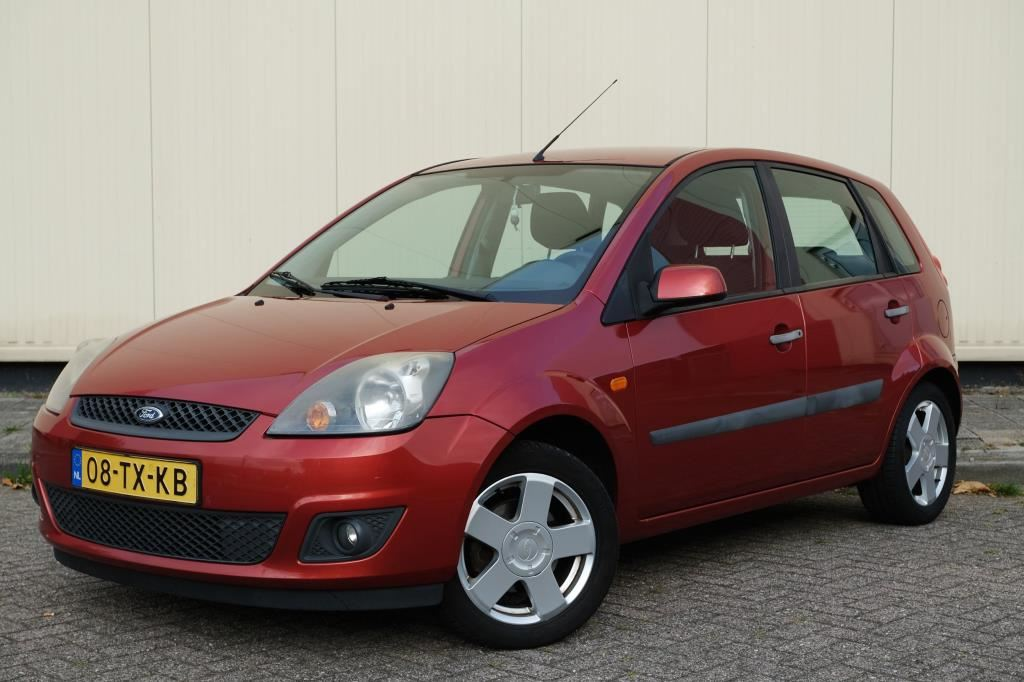 Ford Fiesta occasion - Autohuis Sappemeer