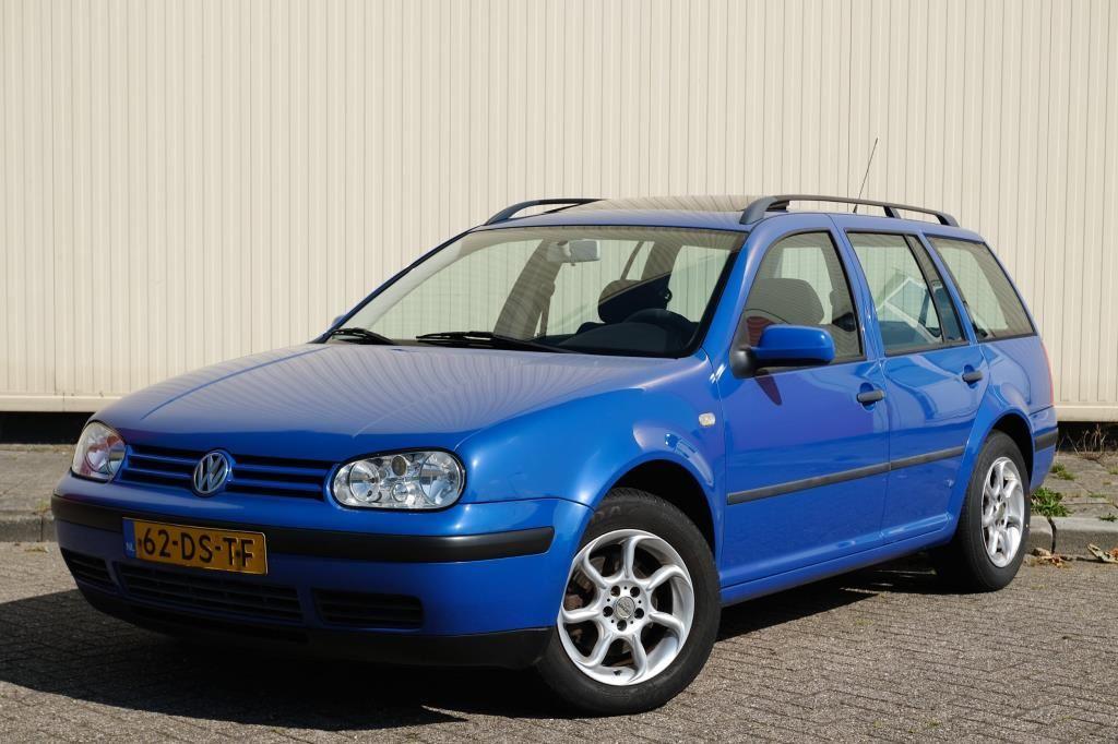 Volkswagen Golf Variant occasion - Autohuis Sappemeer