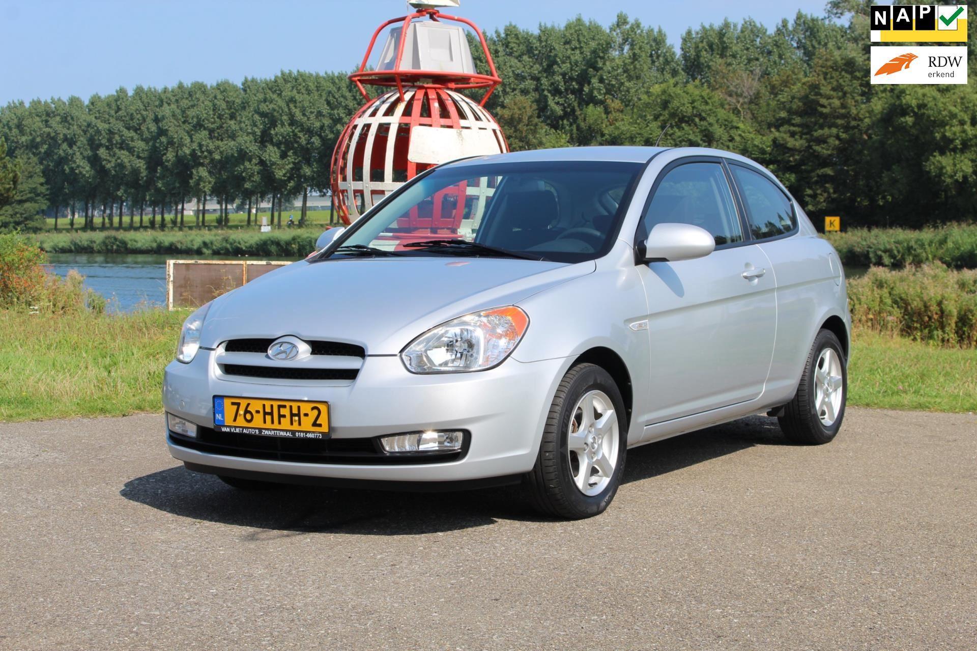 Hyundai Accent occasion - Van Vliet Auto's