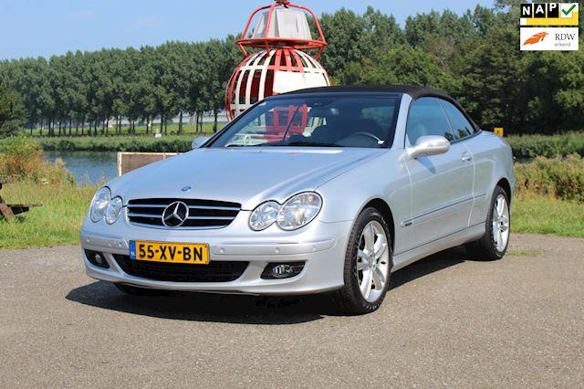 Mercedes-Benz CLK-klasse Cabrio 200 K. Avantgarde *Leer *Navi