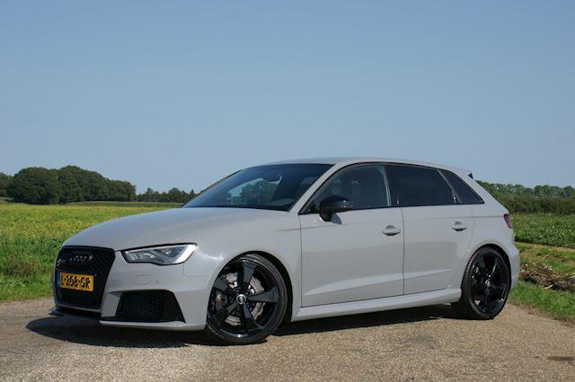 Audi RS3 Sportback occasion - Autobedrijf Tromp v.o.f.