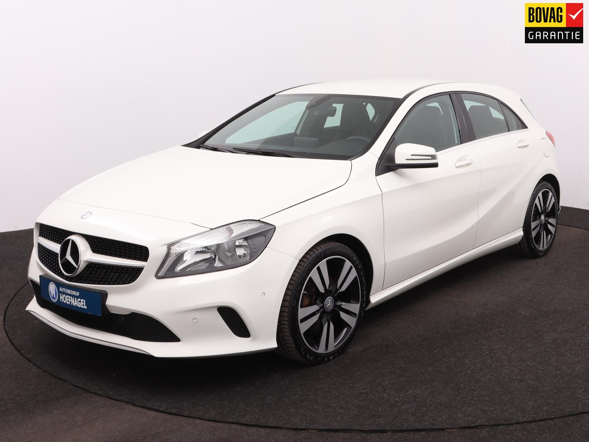 Mercedes-Benz A-klasse occasion - Autobedrijf Hoefnagel Oosterhout B.V.