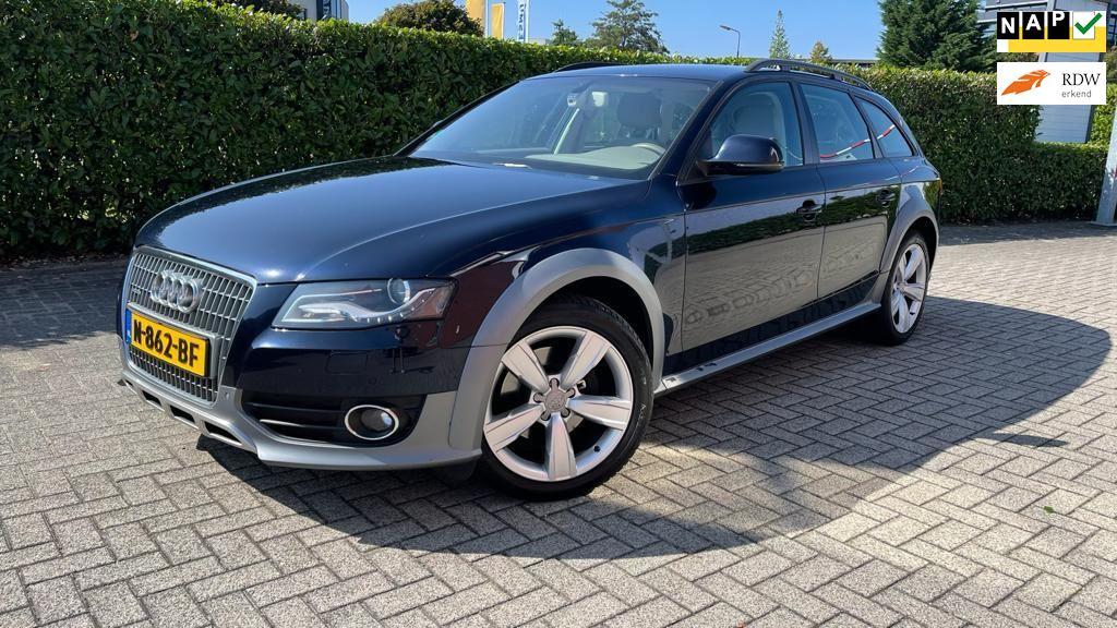 Audi A4 allroad quattro occasion - YoungTimersHolland