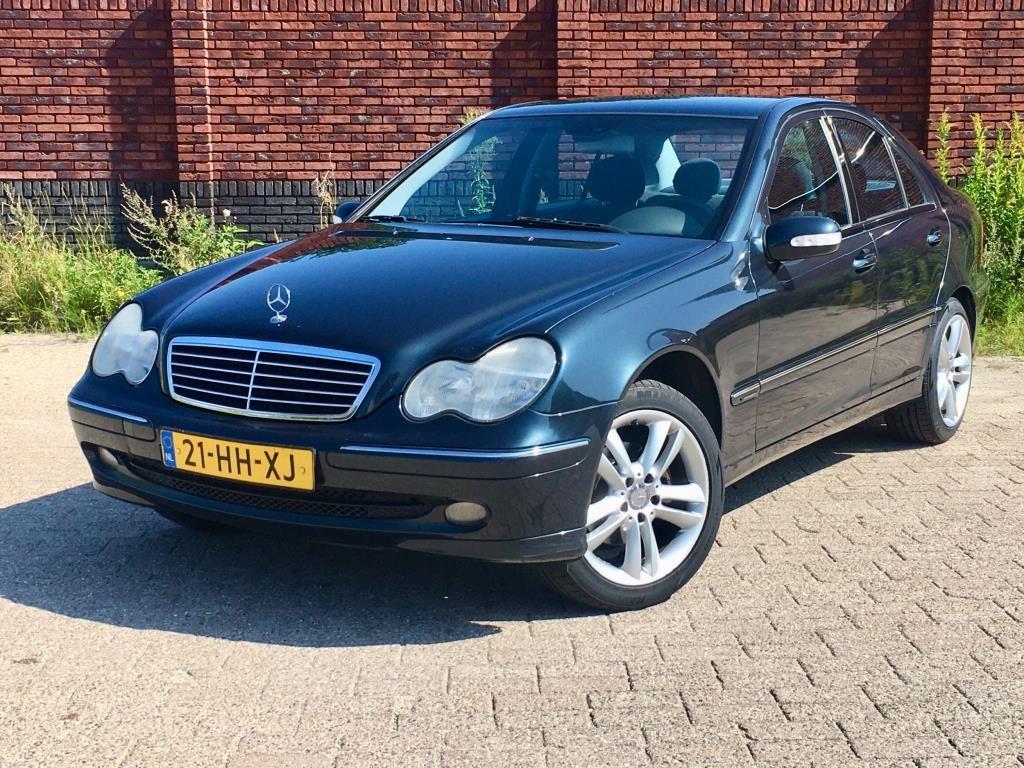 Mercedes-Benz C-klasse occasion - KriekCars