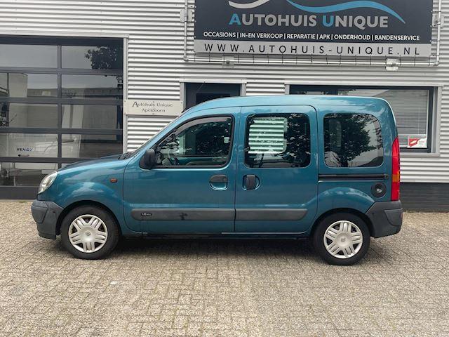 Renault Kangoo 1.6-16V Rolstoelauto, Full options. Topstaat!!