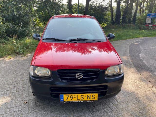 Suzuki Alto 1.1 GL nieuwe apk 10-2022!!
