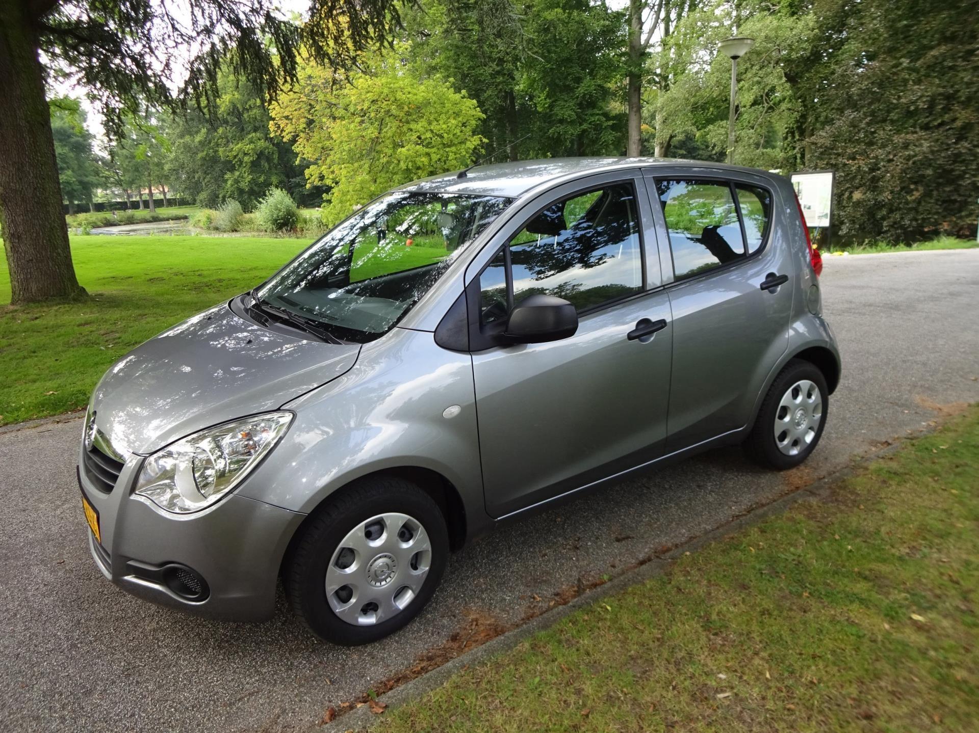 Opel Agila occasion - Auto Tewes