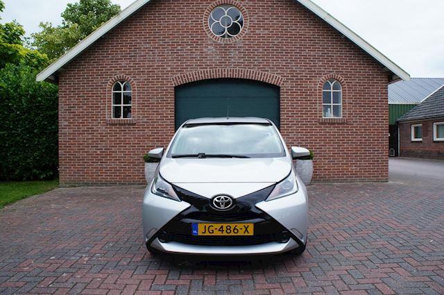 Toyota Aygo occasion - Autobedrijf de Waver