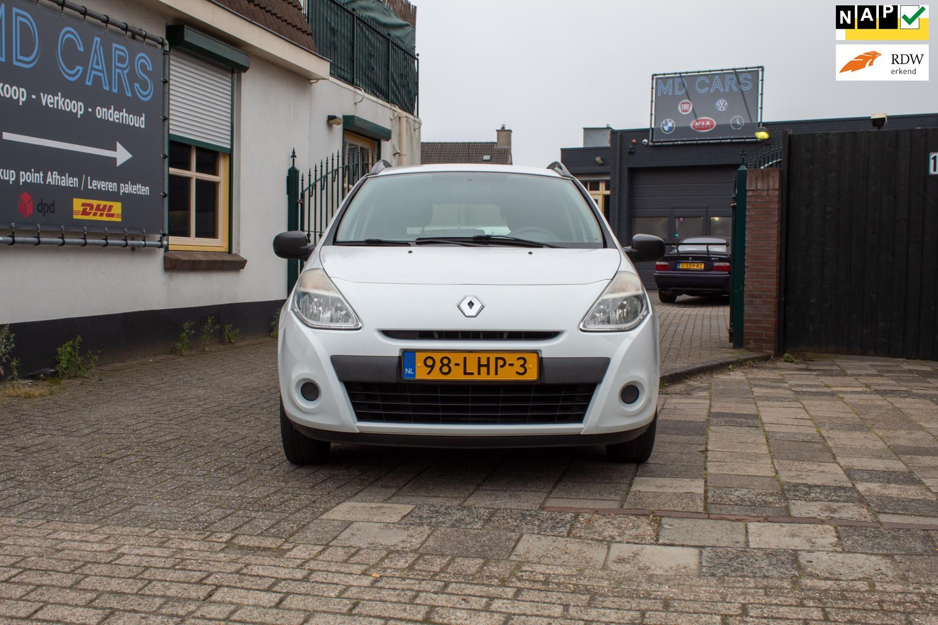 Renault Clio Estate occasion - MD Cars BV