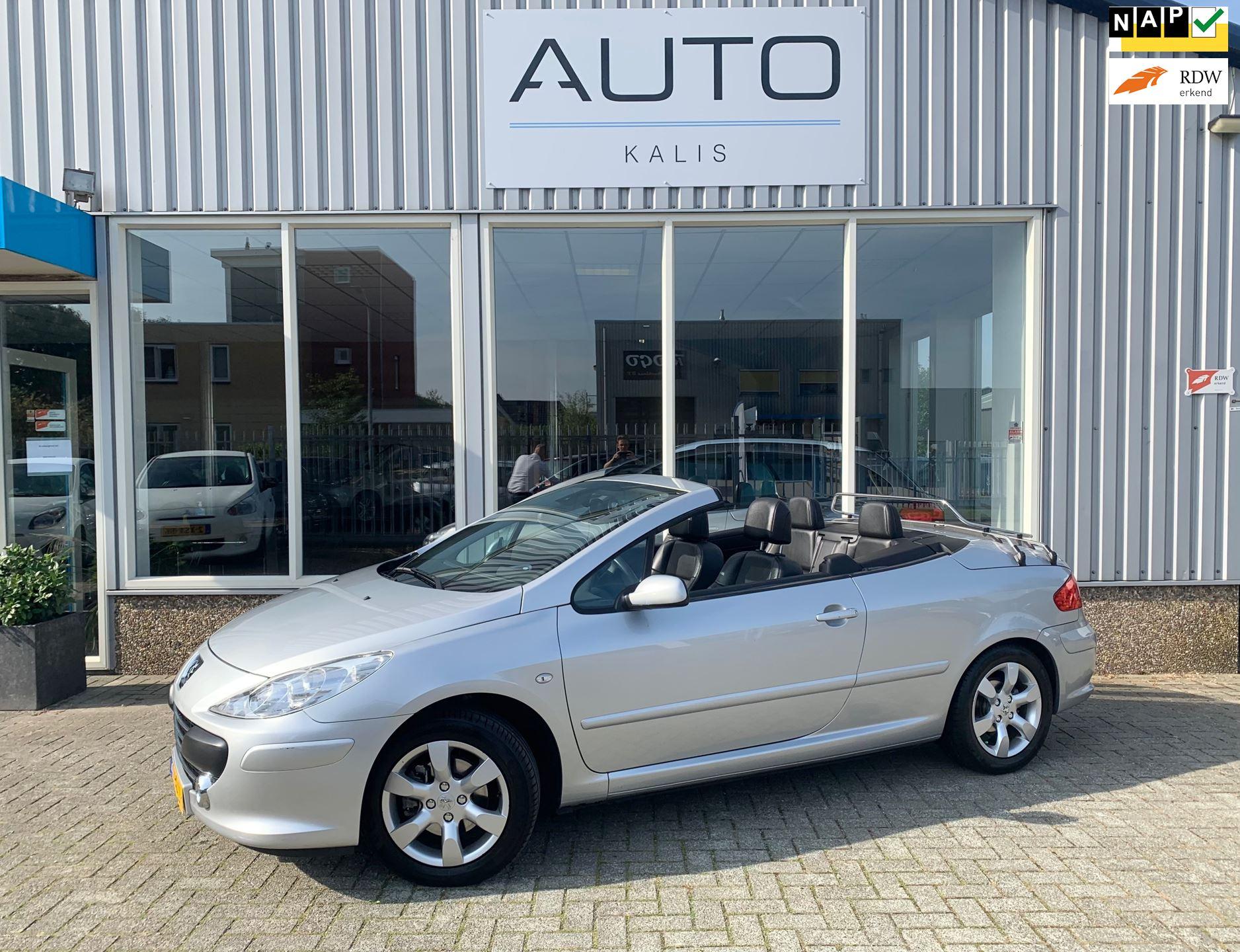 Peugeot 307 CC occasion - Auto Kalis