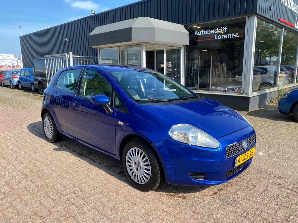 Fiat Grande Punto occasion - Autobedrijf Lorentz