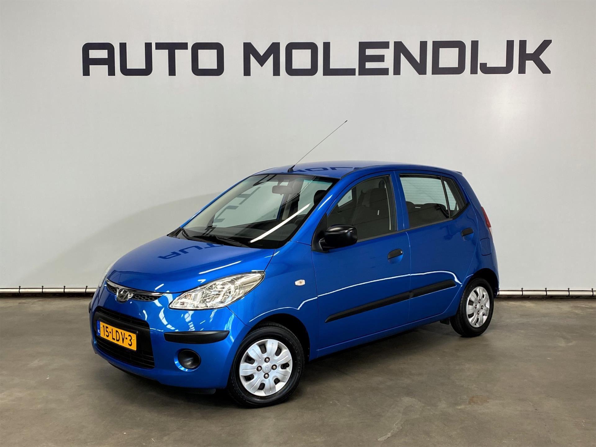 Hyundai I10 occasion - Auto Molendijk