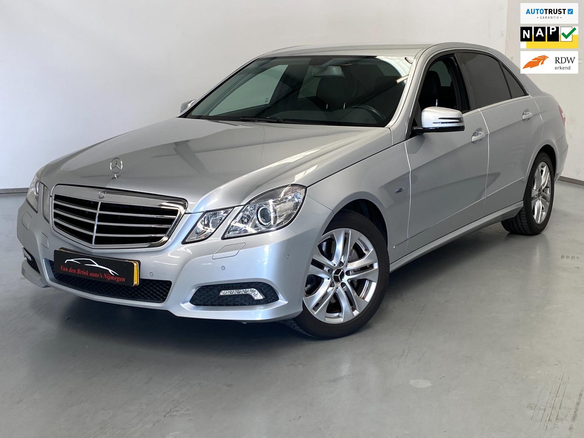 Mercedes-Benz E-klasse occasion - Van den Brink Auto's