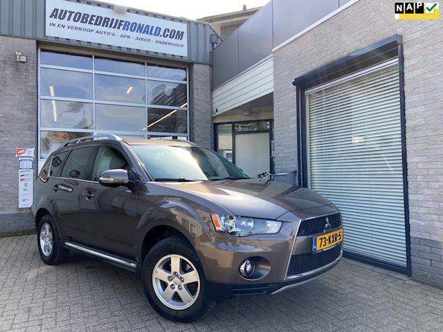 Mitsubishi Outlander 2.0 Intro Edition NL.Auto/Navigatie/Cruise/Clima/Trekhaak/2de Eigenaar