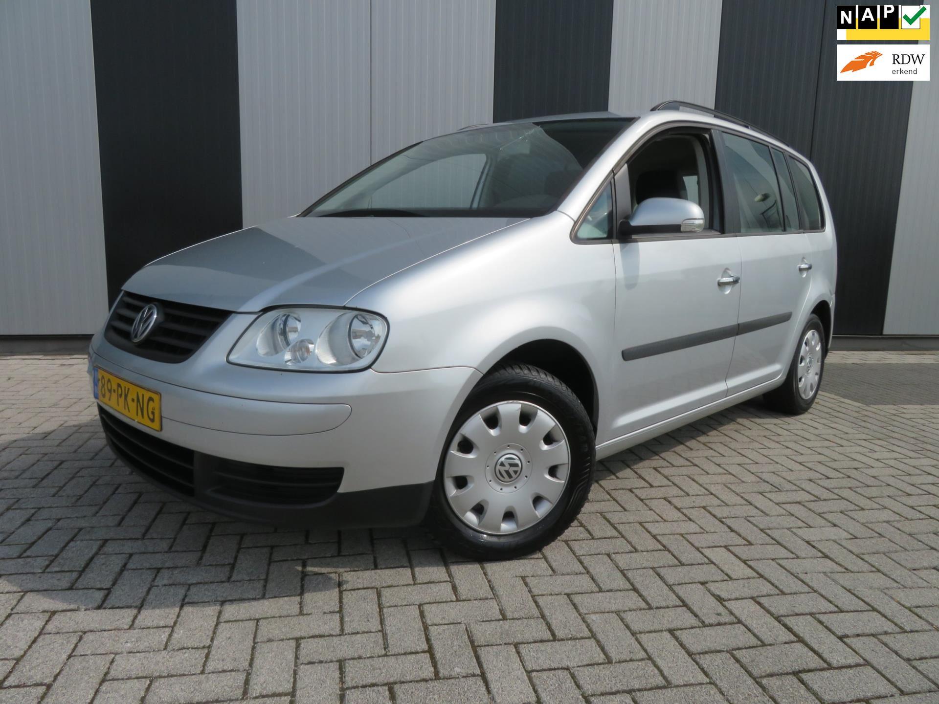 Volkswagen Touran occasion - FR Cars