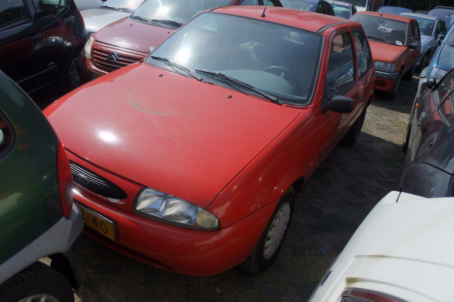 Ford Fiesta occasion - Van Keulen Auto's
