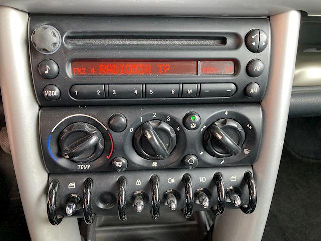 Mini Mini 1.6 16v One Airco