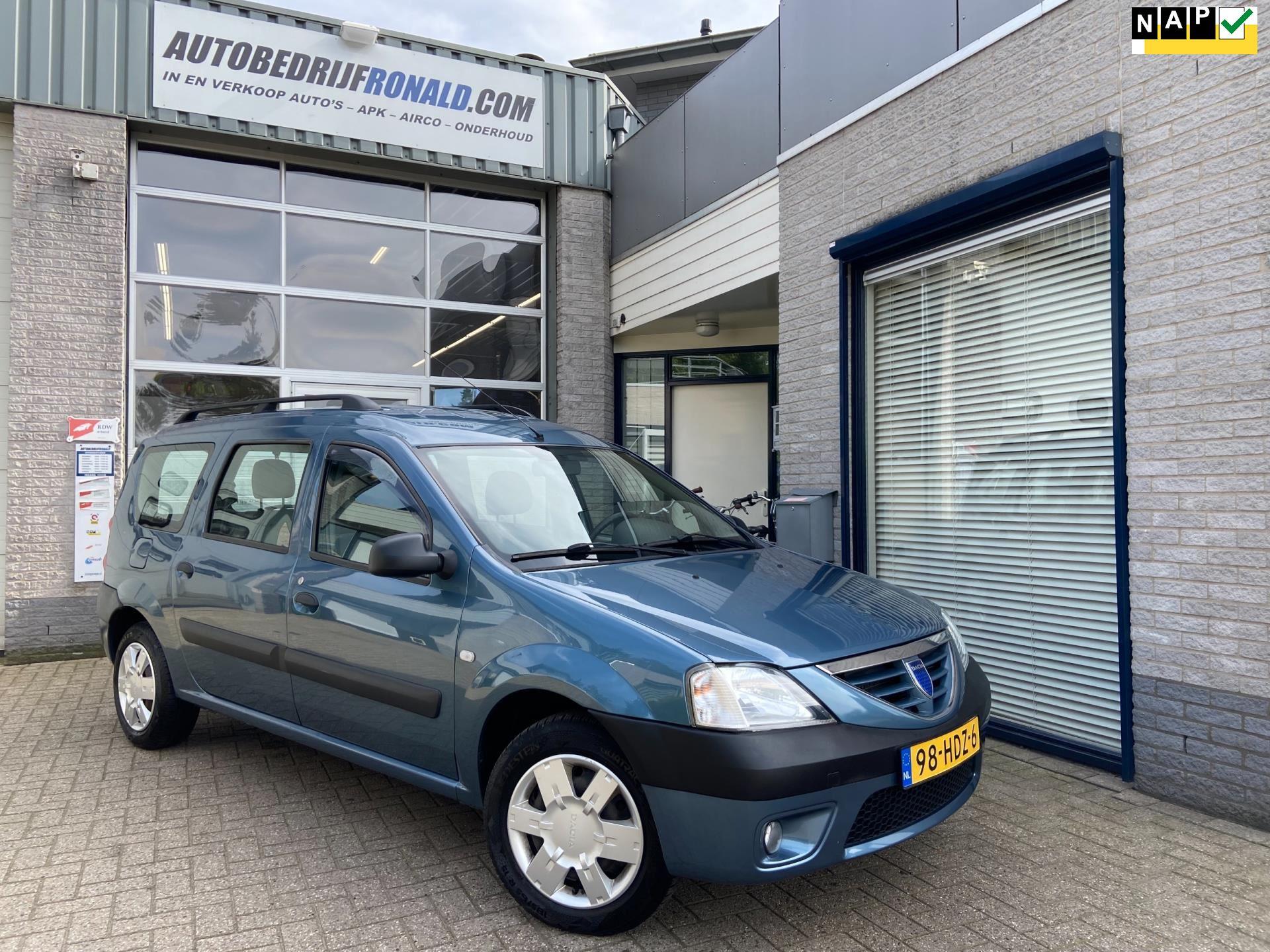 Dacia Logan MCV occasion - Autobedrijf Ronald