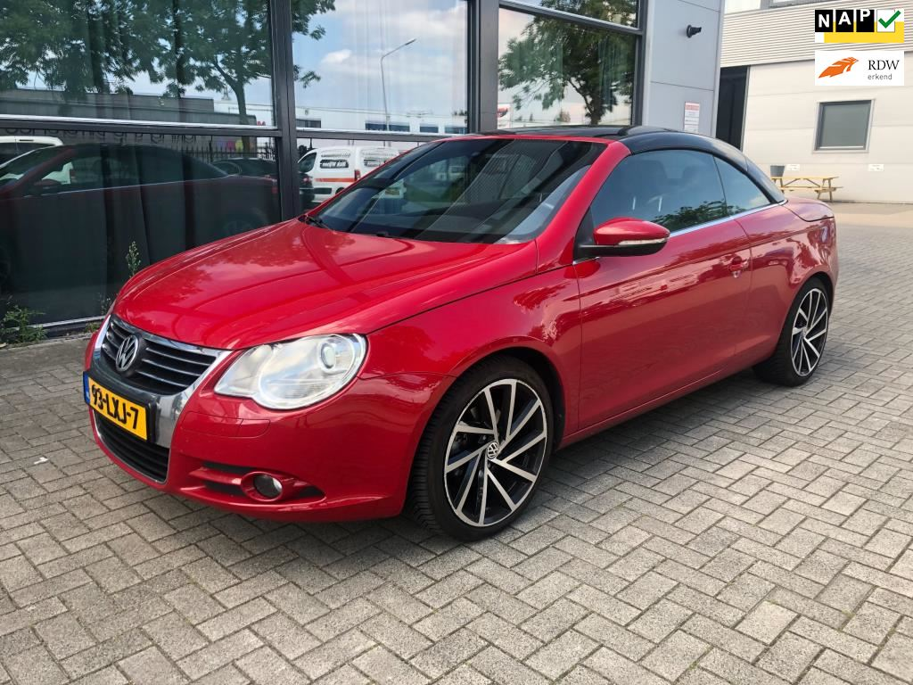 Volkswagen Eos occasion - Pascal Traa