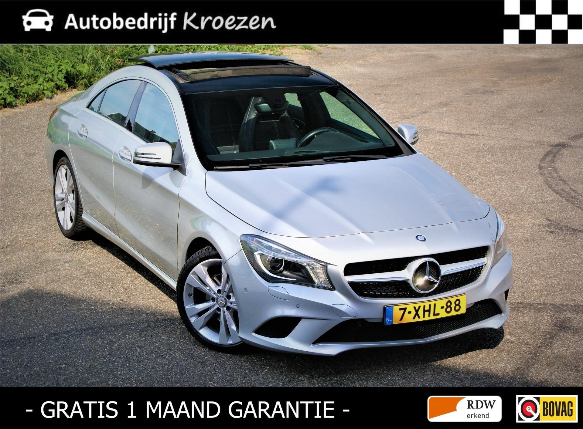 Mercedes-Benz CLA-klasse occasion - Autobedrijf Kroezen