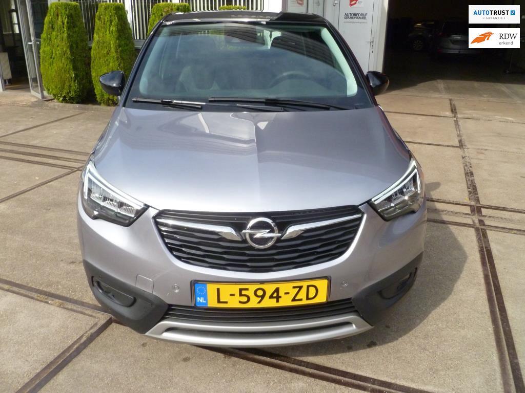 Opel Crossland X occasion - Autobedrijf Gerard van Riel