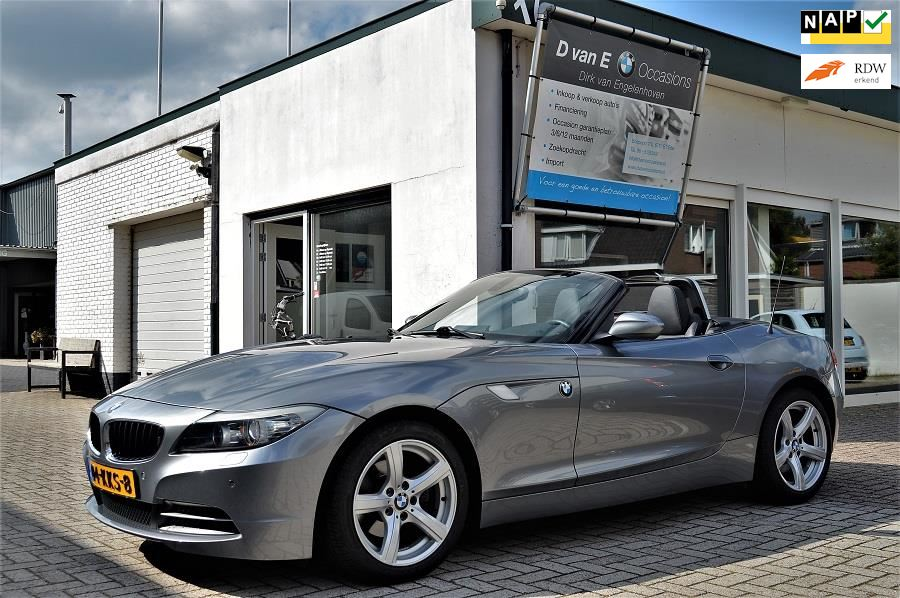 BMW Z4 Roadster occasion - D van E BMW Occasions