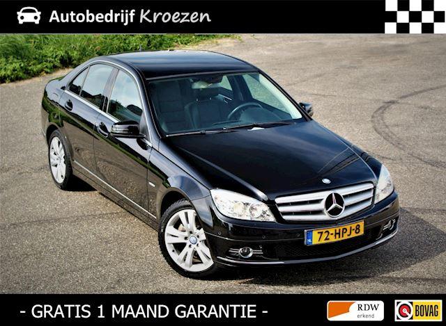 Mercedes-Benz C-klasse 180 K  Avantgarde * Org NL Auto * Van 2e Eigenaar *