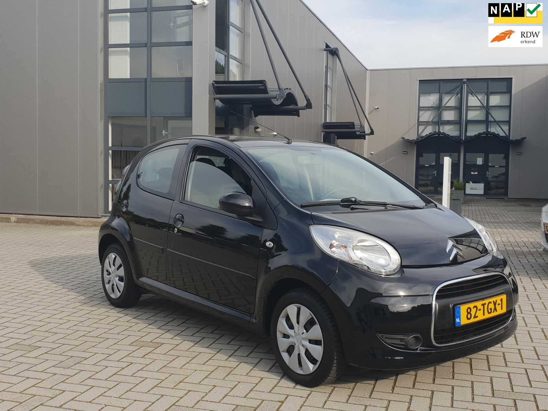 Citroen C1 occasion - Weerterveld Auto's