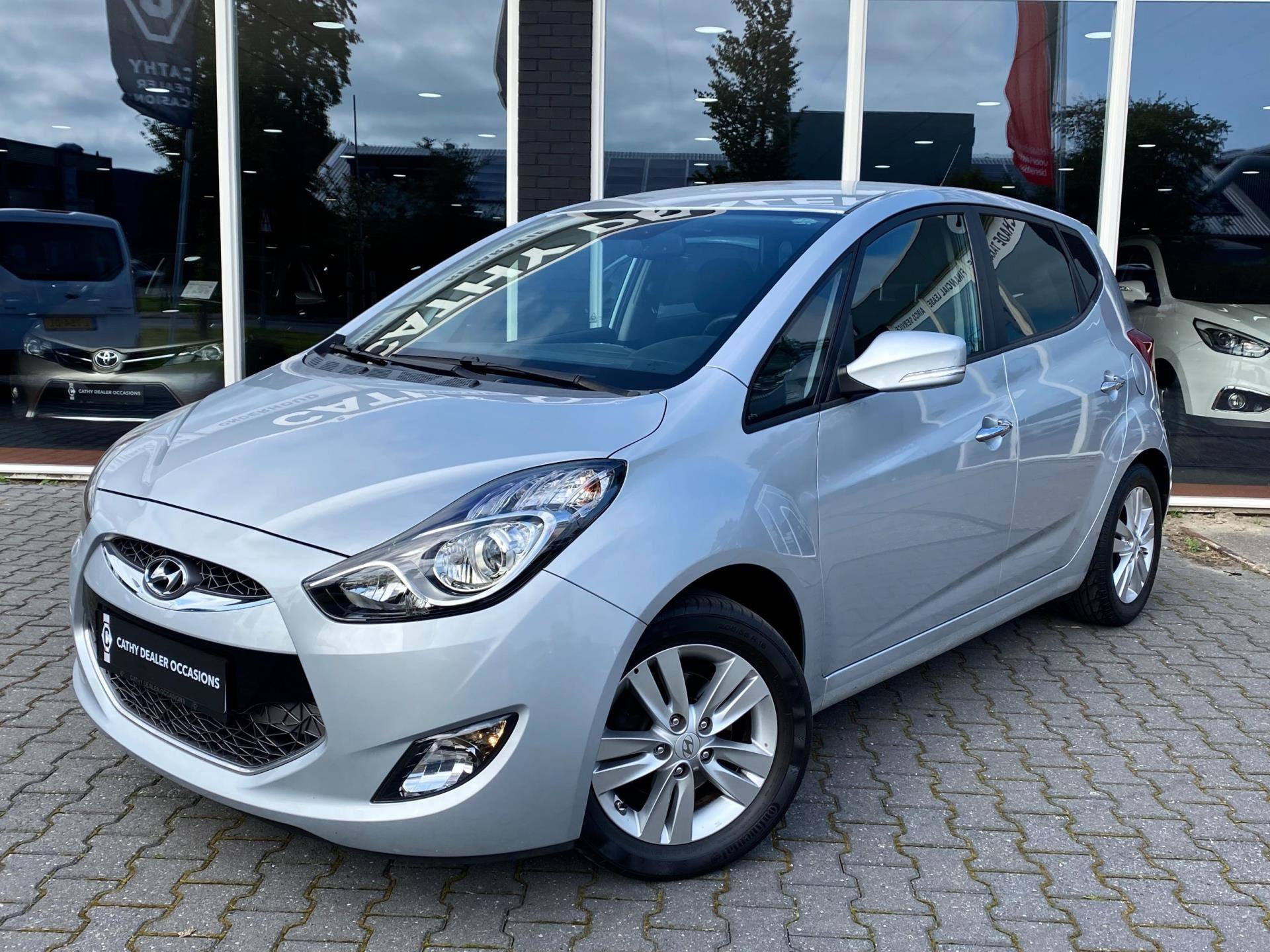 Hyundai Ix20 occasion - Cathy Dealer Occasions