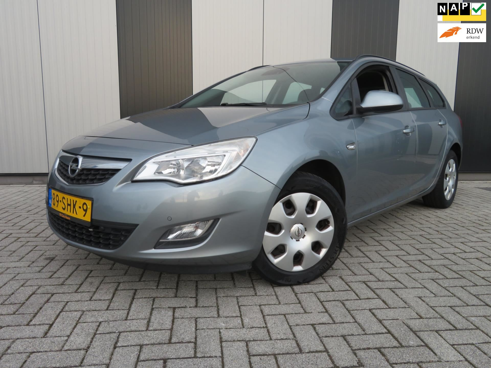 Opel Astra Sports Tourer occasion - FR Cars