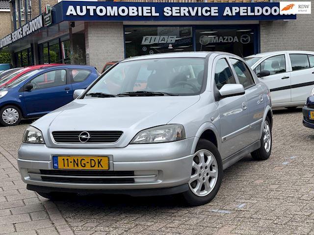 Opel Astra 1.8-16V Njoy*5DRS*AIRCO*ELLEK.PAKKET*NWE APK