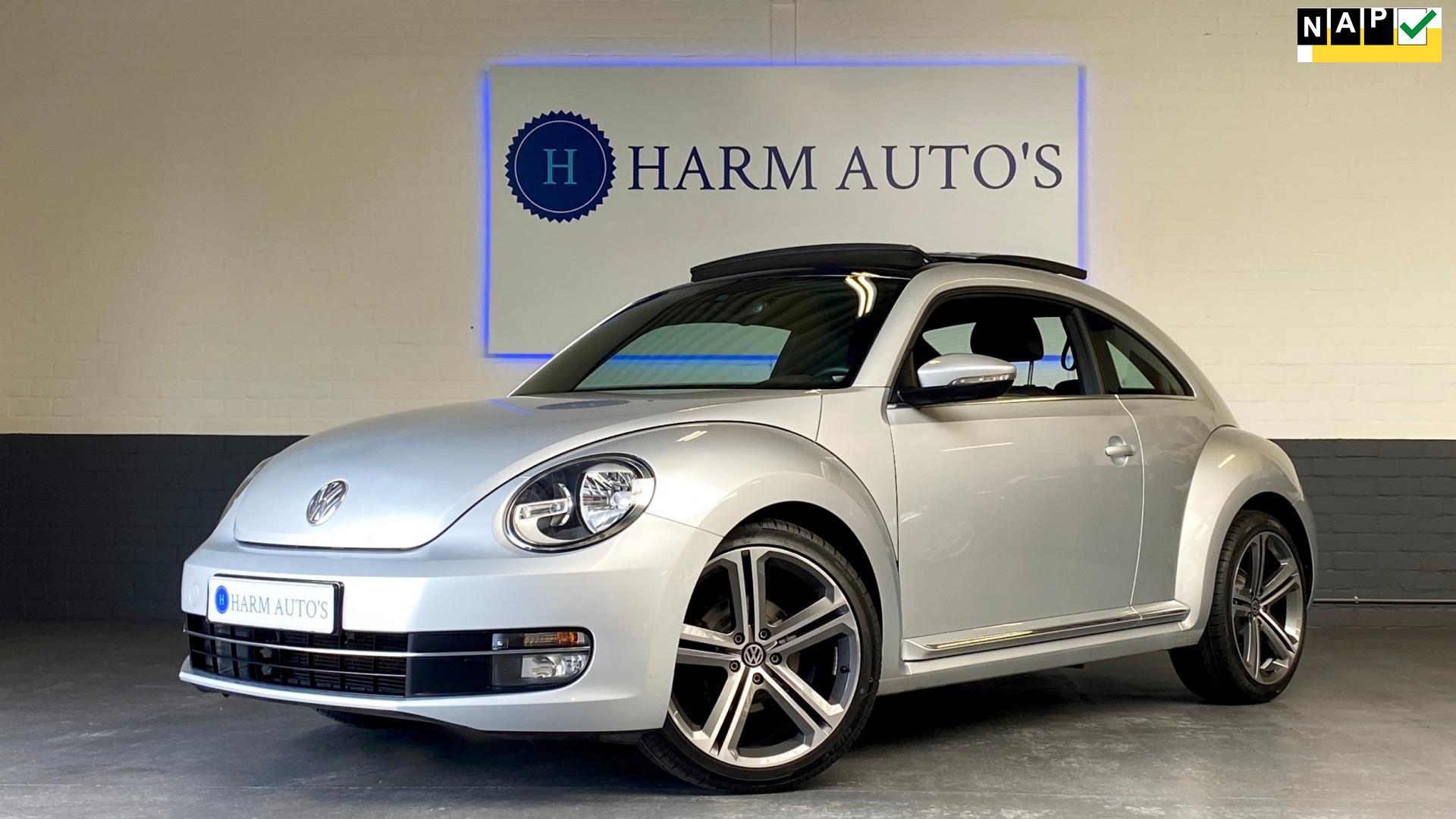 Volkswagen Beetle occasion - Harm Auto's